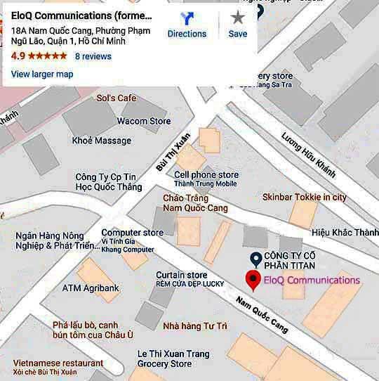 EloQ's map
